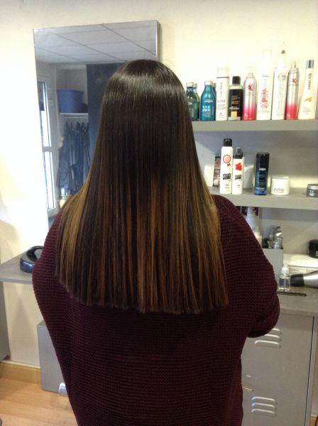 Lissage cor en et br silien salon de coiffure la ciotat - Lissage bresilien salon ...