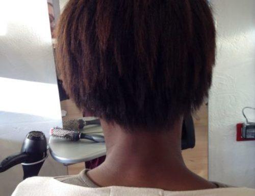 le lissage coréen timoé dédier aux cheveux afro