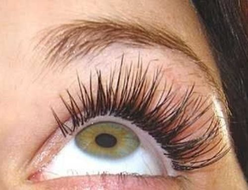 extensions de cils chez hair mode