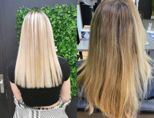 Création de blond